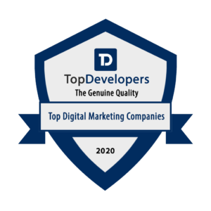 Best Digital Marketing Company - TopDevelopers.co